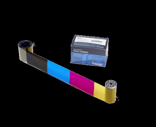 Datacard Color Ribbon Kit, YMCKT