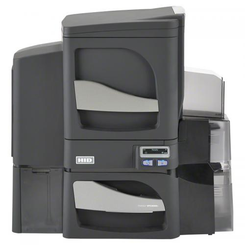 Fargo DTC4500e Dual Sided Printer with Single Sided Lamination