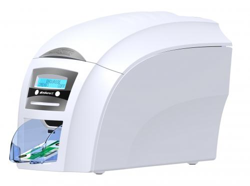 Magicard Enduro3E Dual-Sided ID Card Printer with Magnetic Encoding