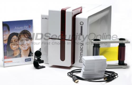 Evolis Primacy Single Sided ID Card System