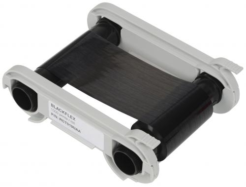 Evolis BlackFlex Monochrome Ribbon - 1,000 prints