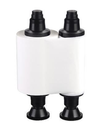Evolis White Monochrome Ribbon R2015