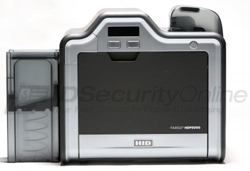 Fargo HDP5000 Single Sided Retransfer ID Card Printer