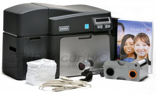 Fargo DTC4250e Dual Sided Photo ID System