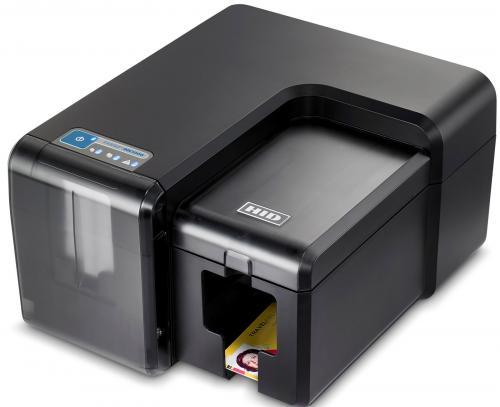 Fargo INK1000 Single Sided ID Card Printer