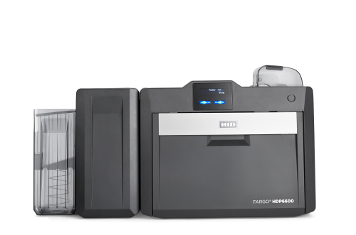 Fargo HDP6600 Retransfer Dual Sided ID Card Printer