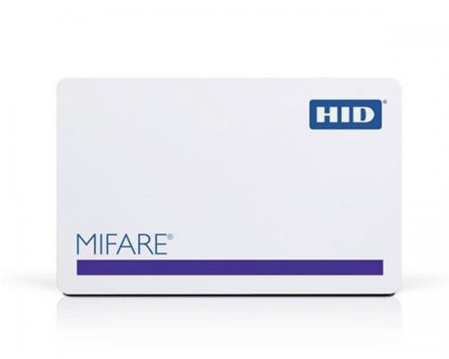 HID 1446 MIFARE Classic (4K) Composite Polyester 40%/PVC Card – Qty 100