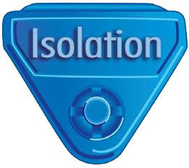 In-A-Snap ISOLATION Alert Clasps