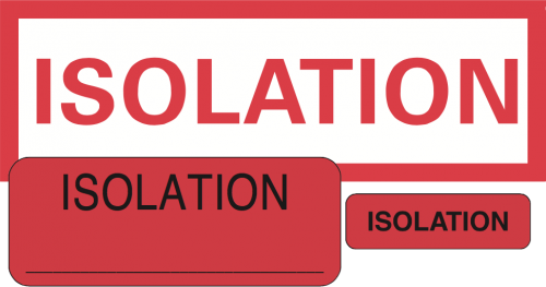 Isolation Labels