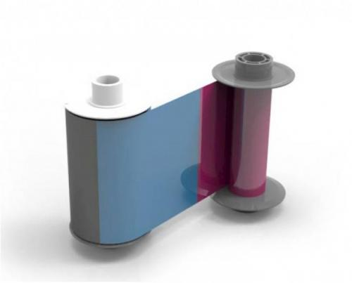 Magicard Colour Dye Film with Secure HoloKote Panel