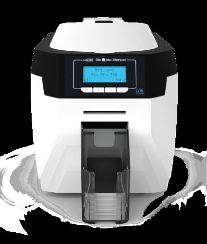 Magicard Rio Pro 360 Dual Sided ID Card Printer