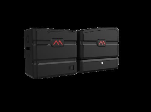 Inline MC-L2 Laminator for MC310. Single Side Upper cassette