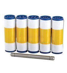 Magicard Cleaning Rollers Kit (5 sleeves, 1 roller bar)