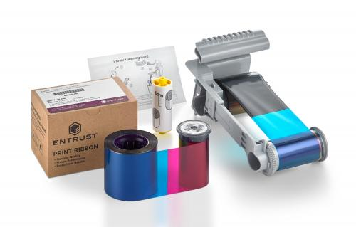 Color Ribbon Kit YMCKT S100