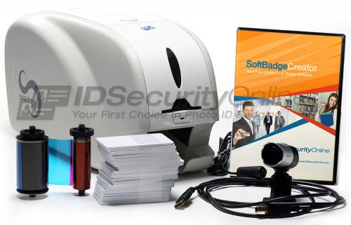 IDP Smart 30S Photo ID System