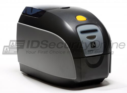 Zebra ZXP Series 1 Single Sided ID Card Printer with Ethernet