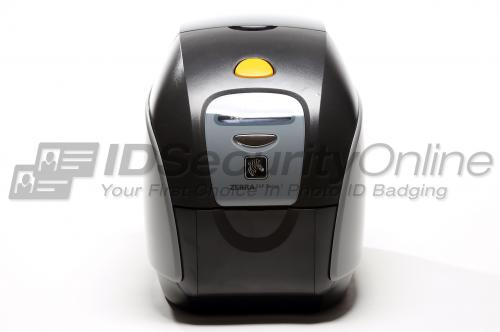 Zebra ZXP Series 1 Single Sided ID Card Printer with Magnetic Encoding - Ethernet
