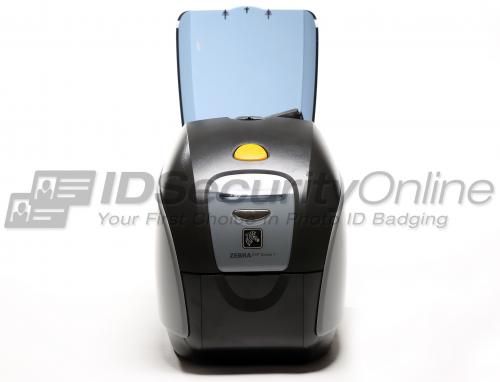 Zebra ZXP Series 1 Single Sided ID Card Printer with Magnetic Encoding