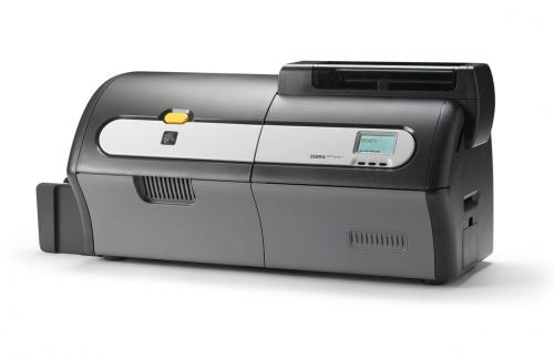 Zebra ZXP Series 7 Single Sided ID Card Printer with Magnetic Encoding