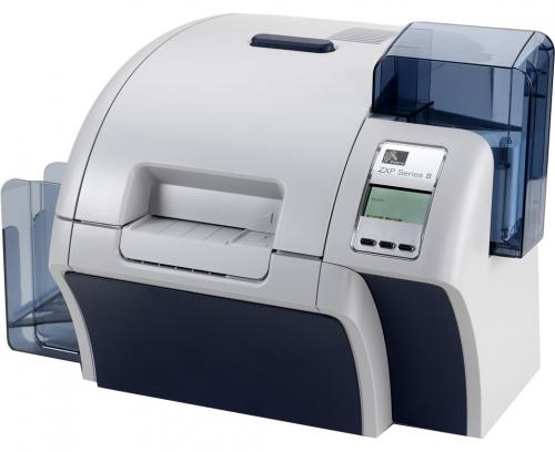 Zebra ZXP Series 8 Dual Sided ID Card Printer with Magnetic Encoding