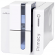 Evolis Primacy Single Sided ID Card Printer with Ethernet - Blue