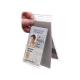 Vinyl Shielded 2-Card Holder
