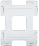 Evolis Dual-ticket holder