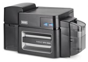 Fargo DTC1500 ID Card Printer