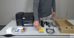 Fargo DTC1500 - How to Setup Your Card Printer
