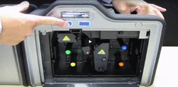 How to clean your HDP5000 Card printer