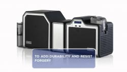 HID® FARGO® HDP5000 - Ideal solution for printing on technology cards
