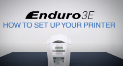 Magicard Enduro3E/Enduro Neo - How to Set Up Your Printer