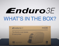 Magicard Enduro3E - What's in the Box