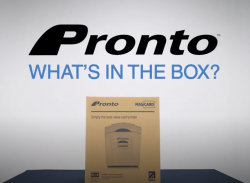 Magicard Pronto - What's in the Box