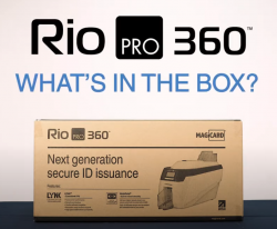 Magicard Rio Pro 360/ 360 Neo - What's In The Box