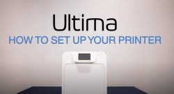 Magicard Ultima - How to Set Up Your Printe